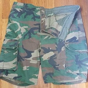 Official BDU cargo shorts